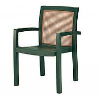 Vira (Вира) кресло пластиковое зелёное