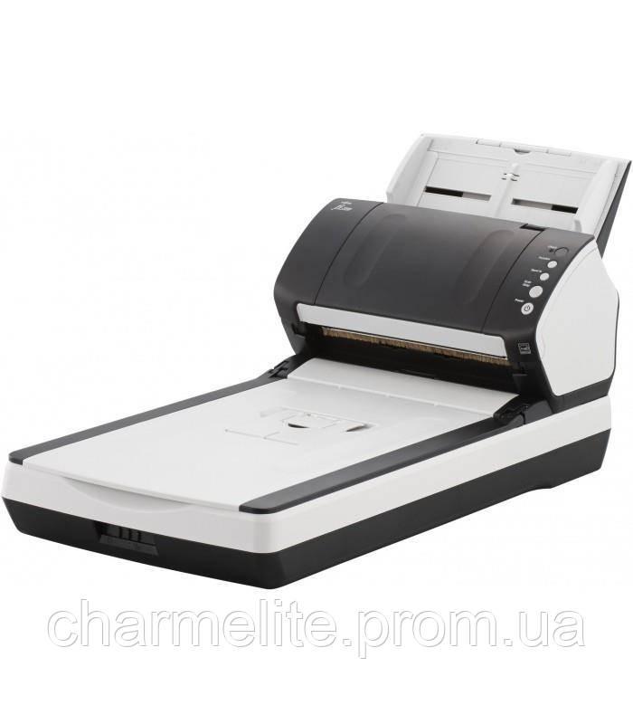 Документ-сканер A4 Fujitsu fi-7240 (встр. планшет)