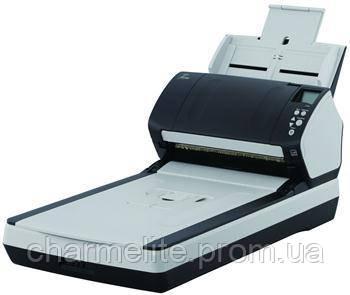 Документ-сканер A4 Fujitsu fi-7280 (встр. планшет)
