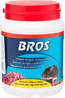 Гранулы от мышей и крыс BROS, 500 г
