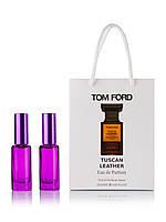 Tom Ford Tuscan Leather 2 по 20 мл (унисекс) в подарочной упаковке