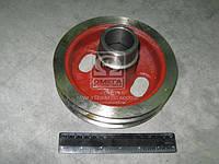 Шкив вала коленчатого Д245.7 ПАЗ,ГАЗ,ВАЛДАЙ (Производство ММЗ) 245-1005131-Д