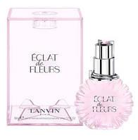 Женская парфюмированная вода Eclat de Fleurs Lanvin (розовый)