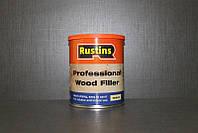 Шпатлевка для реставрации мебели, 2К, Proffesional Wood Filler, натуральный, 1000 грамм, Rustins