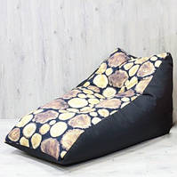 Кресло-мешок Пюре оксфорд