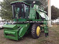 Комбайнах John Deere 9500/ 9600 из США