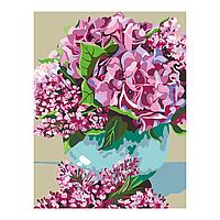 """Картина по номерам """"Цветы весны"""" (35x45)"""
