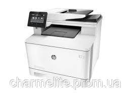 МФУ А4 цв. HP Color LJ Pro M477fdn