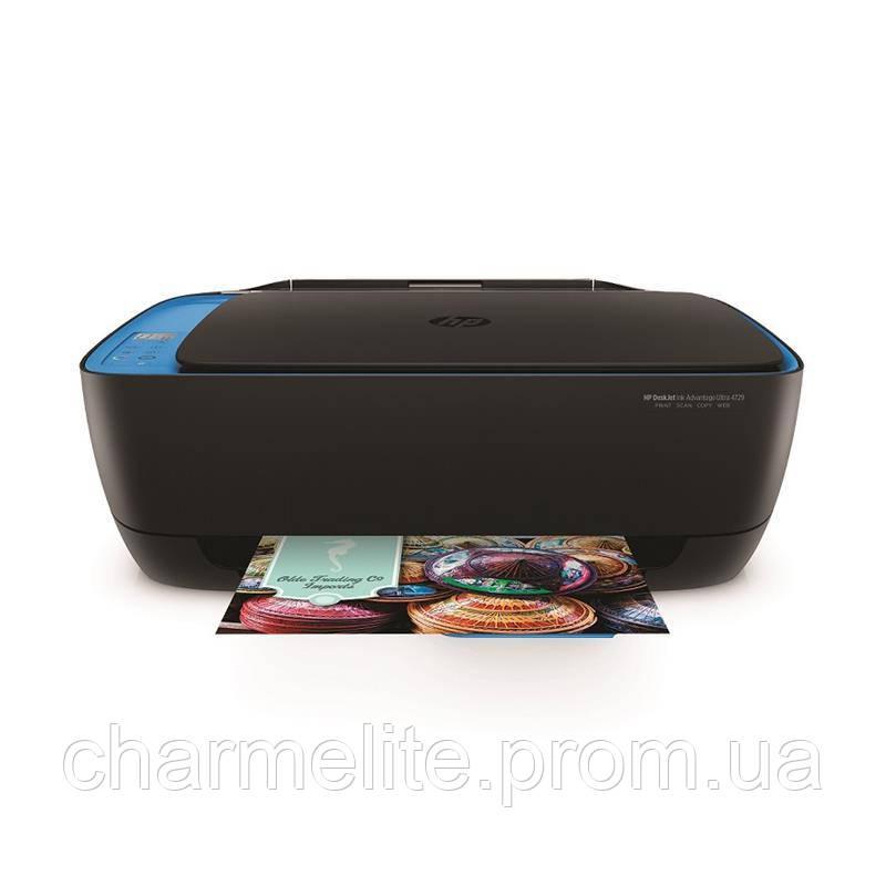 МФУ A4 HP DJ Ultra Ink Advantage 4729 c Wi-Fi