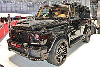 Mercedes G klass  Brabus wide body G800