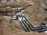 Водопровод в Одессе, монтаж трубопроводов в Одессе, укладка труб в Одессе, монтаж водопровода Одесса, трубы, монтаж труб, прокладка водопровода