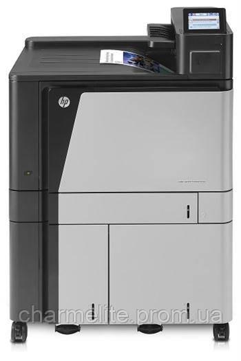 Принтер А3 HP Color LJ Enterprise M855x+NFC