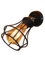 Настенный светильник loft E27 LS 1223-1L
