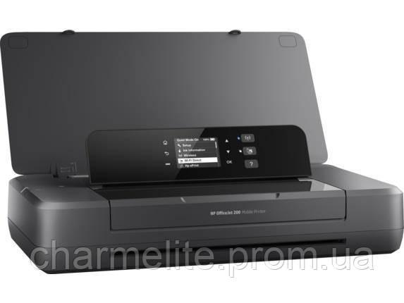 Принтер А4 HP OficeJet 202 mobile c Wi-Fi