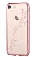 Чехол Devia Crystal Papillon IPHONE 7Plus/8Plus (Rose Gold), фото 1