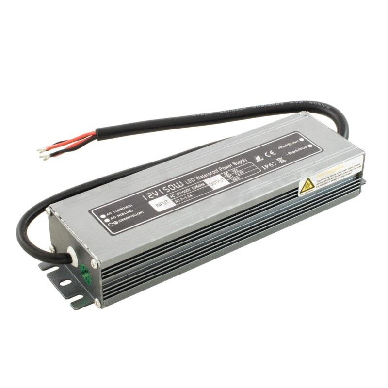 Блок питания 300W Professional для светодиодной ленты DC12 WBP-300 25А герметичный