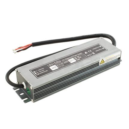 Блок питания 300W Professional для светодиодной ленты DC12 WBP-300 25А герметичный, фото 2