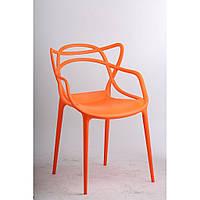 Coronet (Коронет) стул пластиковый оранжевый