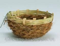 """Гнездо для канарейки """"Комфорт"""" 7*12см"""