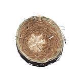 """Гніздо для канарки """"Комфорт"""" 7*12см, фото 4"""