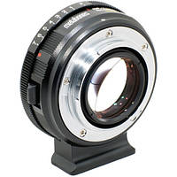 Metabones Nikon F-Mount G Lens to Fujifilm X-Mount Camera Speed Booster ULTRA (MB_SPNFG-X-BM2), фото 1