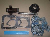 Ремкомплект на коробку отбора мощности ГАЗ 3307,53 (шестер двойн.23 зуба прямозуб.,26 косозуб)(9 наимен.) (производство Украина) (арт.