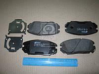 Колодка торм. HYUNDAI TUCSON (JM) (08/04-) передн. (пр-во REMSA)