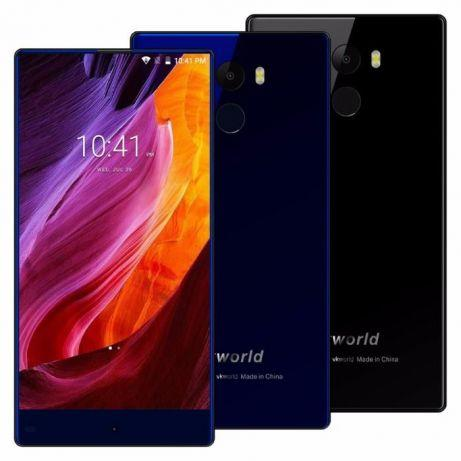"Смартфон Vkworld Mix Plus, 3/32Gb, 8/5Мп, 4 ядра, 2sim, экран 5.5"" IPS, 2850mAh, GPS, 3G, Android 7.0"
