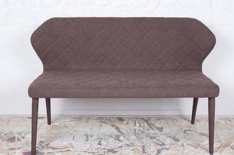 Кресло - банкетка VALENCIA Nicolas  (Валенсия),  текстиль -  коричневая, фото 2
