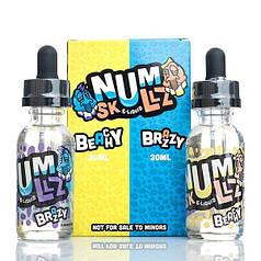 Премиум жидкость E-LIQUID Num Skullz Beachy and Brazzy 2 - Pack 2x30ml L-34