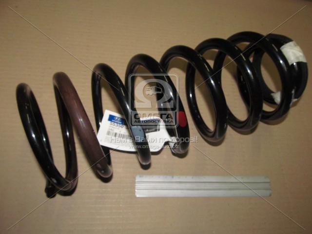 Пружина подвески задняя (производство Mobis) (арт. 553503A000), AGHZX