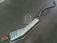 Глушитель задний BMW 520 (производство Polmostrow) (арт. 24167), AGHZX