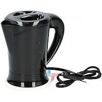 Чайник автомобильный электрический, 24V, 250Вт, 0.6л., торговой марки AllRide, артикул: 8711252040257