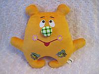 Мягкая игрушка - подушка медвежонок Винни-Пух ручная работа