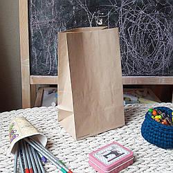 Крафт-пакет без ручек, 280х170х115 мм, код 959