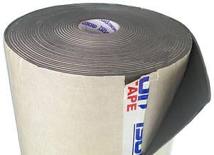 Изолон TAPE 2мм самоклейка, ширина 1м (длина 20метров) (м.)