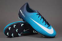 Детские Бутсы Nike Kids Mercurial Vapor XI FG 831945-404 (Оригинал)