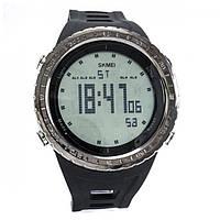 Часы водонепроницаемые спортивные Skmei Black 1246BOXBK