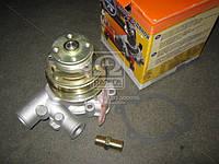 Насос водяной ГАЗ двигатель 405 с эл/магн.муфтой с прокл. , фирм.упак. (покупной ГАЗ) (арт. 4063-1307010), AGHZX