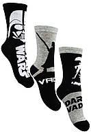 Детские носки для мальчиков Star Wars оптом ,27/30-35/38 pp.