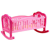 Кроватка-люлька для куклы ТехноК 4531 в кульке.