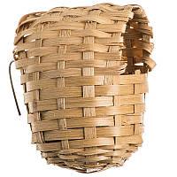 Гнездо плетеное для амадин 12#15 см