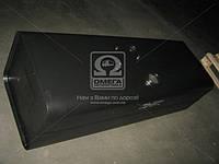 Бак топливный 250л КАМАЗ 1360x400x490 под полуобор. крышку гол.  (пр-во Россия)