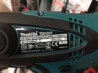 Шуруповерт ударный Makita TD0101F, фото 1