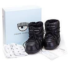 Snow Boots  Chiara Ferragni (Black) S,M,L