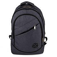 Молодежный рюкзак Golf Графит P77
