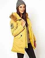 Куртка Alpha Industries (Аляска) ALTITUDE W PARKA