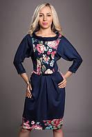 Женское платье красивого покроя оптом и в розницу