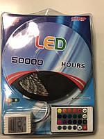 Светодиодная лента RGB 5050 60 led/m