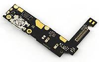 Шлейф для Lenovo Vibe P1 с коннекторами зарядки (главный на плату зарядки)